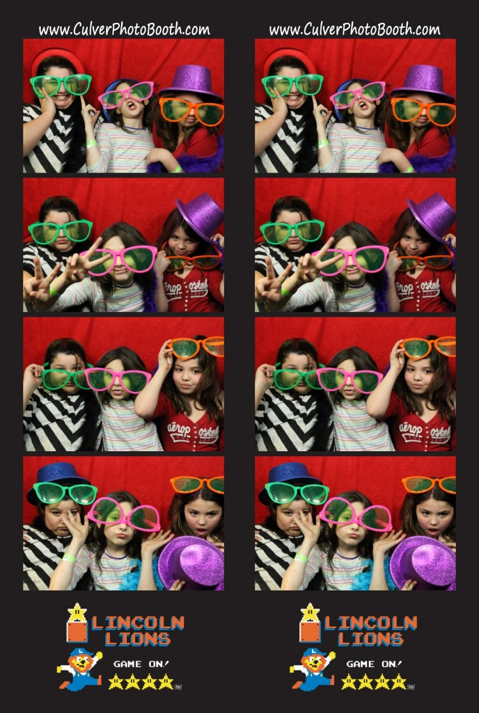 School Carnival Photo Booth
