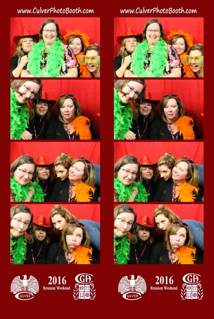 Culver Academy Photo Booth