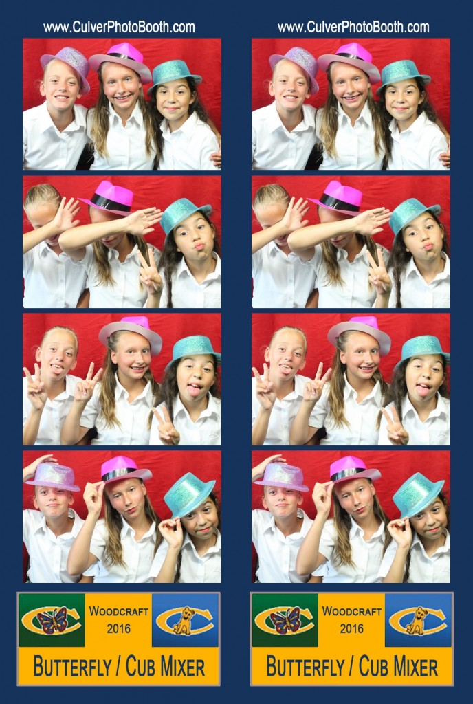 Woodcraft Photo Booth