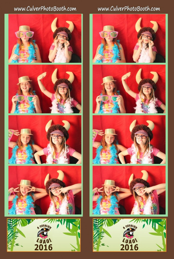 Culver Elementary Photo Booth