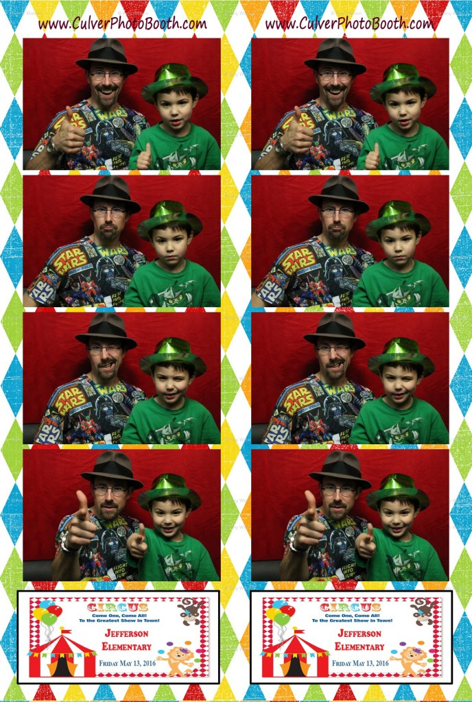 Jefferson Elementary Photo Booth